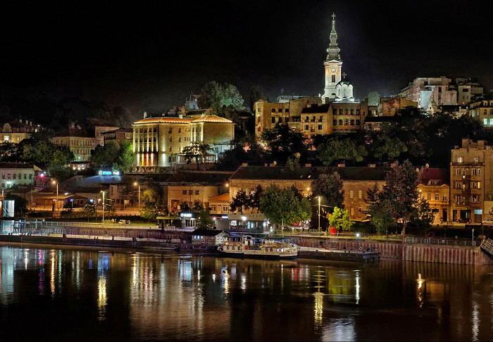 Beograd je turistička atrakcija