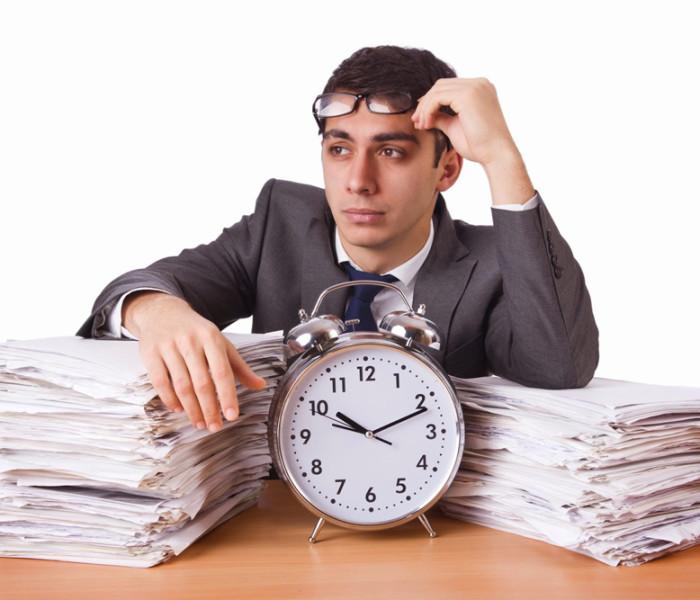Sistem za evidenciju radnog vremena