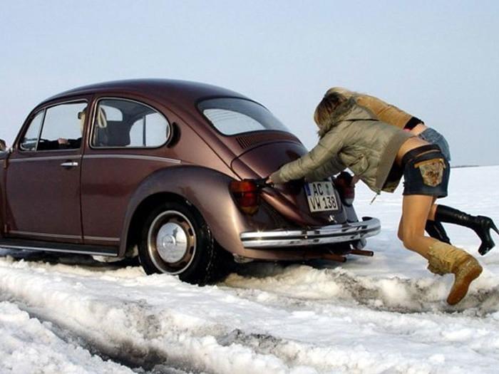 Rentiranje vozila za zimsku vožnju
